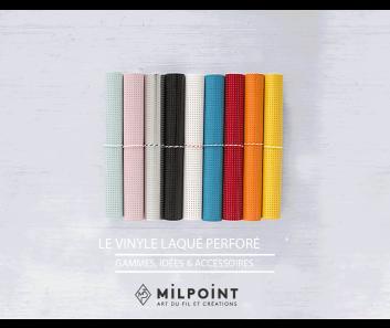 Catalogue en ligne du Vynile Laqué Perforé
